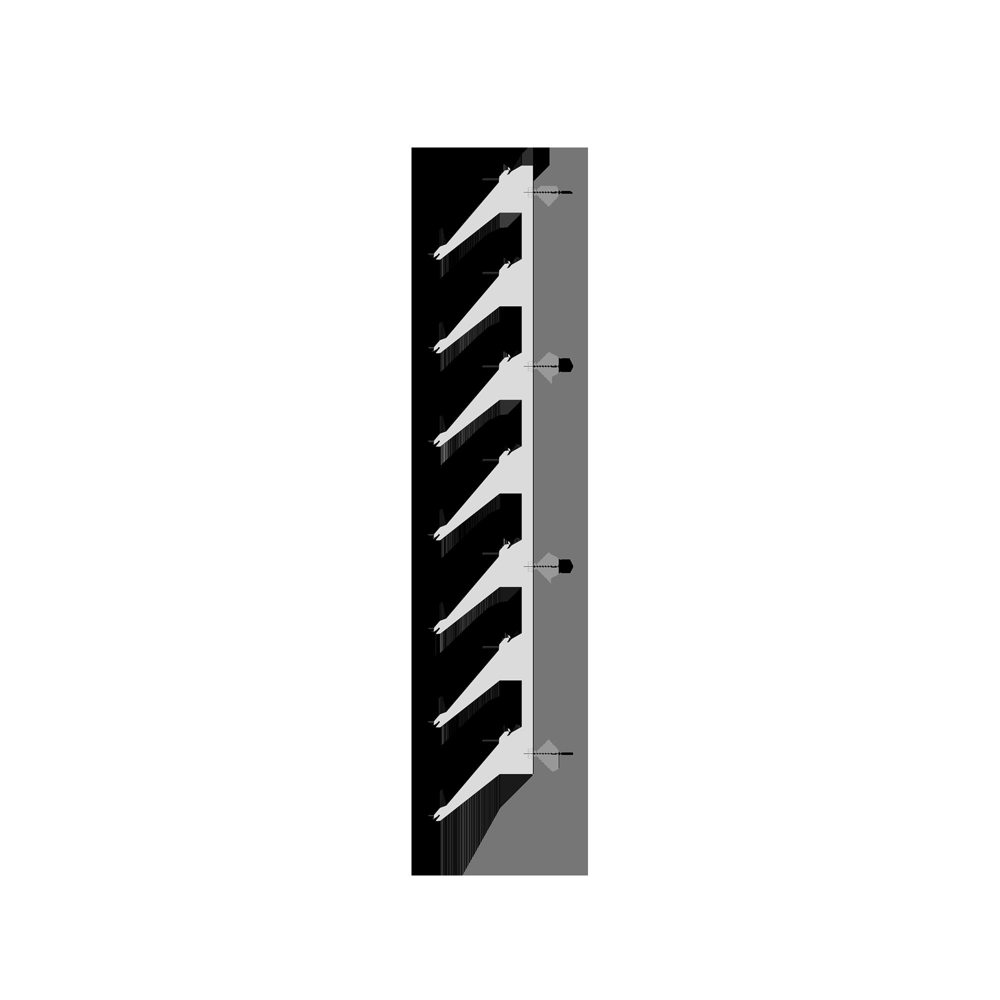 Żaluzje ME-4- przekrój