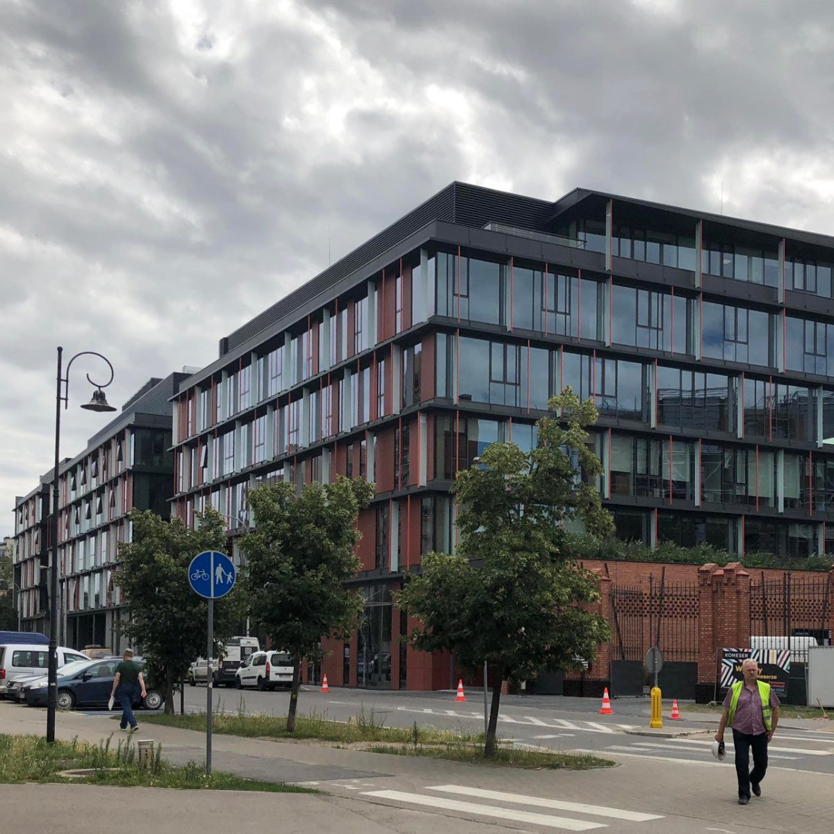 Centrum Praskie Koneser - Warszawa