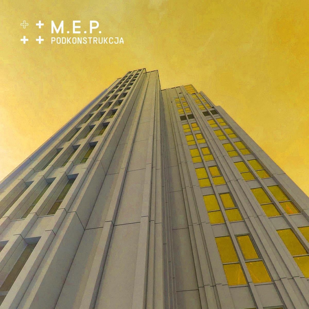 Podkonstrukcja do elewacji wentylowanych w systemie MEP